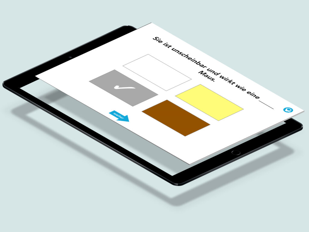 WebApp Idiome Farben